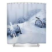 Canons Shower Curtain