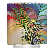 Cantata Curves Shower Curtain