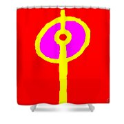 Cantata Shower Curtain by Eikoni Images