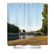 Cantina Tirolese Shower Curtain