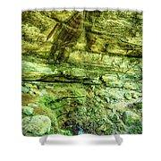 Cantwell Cliffs 2 Hocking Hills Shower Curtain