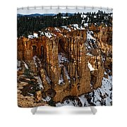 Canyon Alcoves Shower Curtain