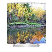 Canyon Autumn 2 Shower Curtain