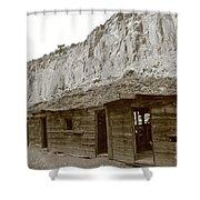 Canyon Bunkhouse Shower Curtain