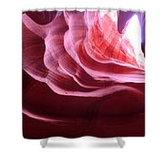 Canyon Ceiling Shower Curtain