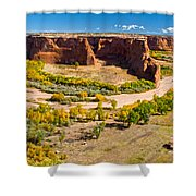Canyon De Chelly Arizona Shower Curtain