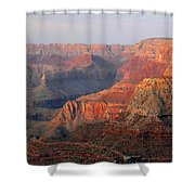 Canyon Dusk Shower Curtain