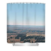 Canyon Expanse Shower Curtain
