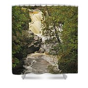 Canyon Falls 2 Shower Curtain
