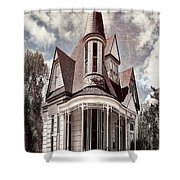 Canyon Home 2 Shower Curtain
