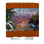 Canyon Mystique Shower Curtain