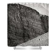 Canyon Nishgar Shower Curtain
