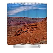 Canyon Rim Shower Curtain
