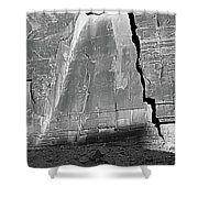 Canyon Shrine Shower Curtain