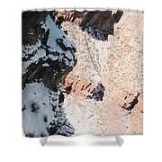 Canyon Side Shower Curtain