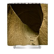 Canyon Steps Shower Curtain