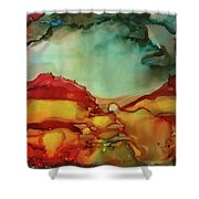 Canyon Storm Shower Curtain