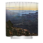 Canyon Sundown Shower Curtain