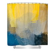 Canyon Sunrise Shower Curtain