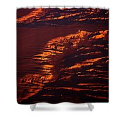 Canyonland From 36k Shower Curtain