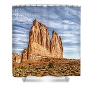Arches National Park 2 Shower Curtain