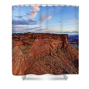 Canyonlands Delight Shower Curtain by Chad Dutson