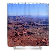 Canyonlands National Park No. 1 Shower Curtain