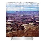 Canyonlands National Park, Utah Shower Curtain