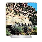 Canyonlands Series 15 Shower Curtain