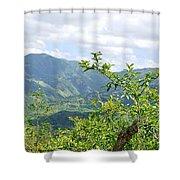 Caonillas, Puerto Rico Shower Curtain