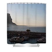Cap Canaille Shower Curtain