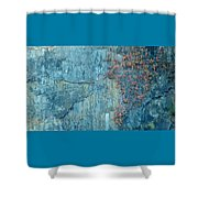 Cape Ann Granite Shower Curtain