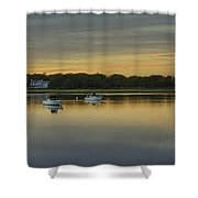 Cape Cod, Barlow's Landing Shower Curtain