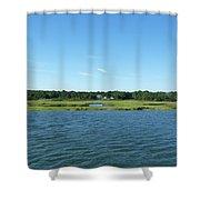Cape Cod Bay 1 Shower Curtain
