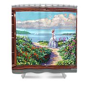Cape Cod Beauty Shower Curtain