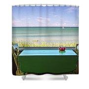 Cape Cod Paradise Shower Curtain
