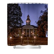 Cape Courthouse Shower Curtain
