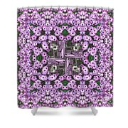 Cape Daisies Shower Curtain