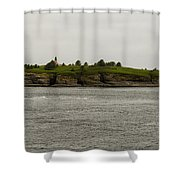 Cape Flattery Lighthouse Shower Curtain