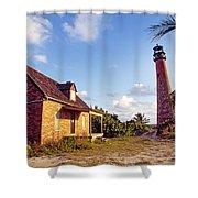 Cape Florida 2 Shower Curtain