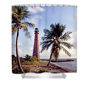 Cape Florida Light Shower Curtain