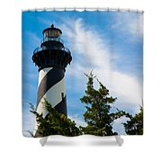 Cape Hatteras Lantern Room Shower Curtain