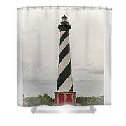 Cape Hatteras Light Shower Curtain