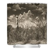 Cape Hatteras Lighthouse 3 Shower Curtain