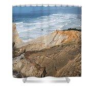Cape Kiwanda Vista Shower Curtain