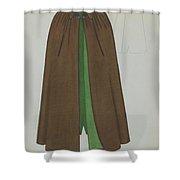 Cape Shower Curtain