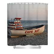 Cape May Calm Shower Curtain