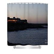 Cape Neddick In Maine Shower Curtain