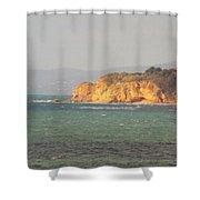 Cape Nelson Australia Shower Curtain