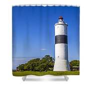 Cape Ottenby Light Shower Curtain